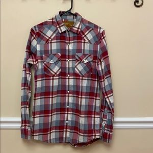 Red Camel Flannel shirt